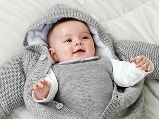 宝宝穿衣法则:三暖二凉