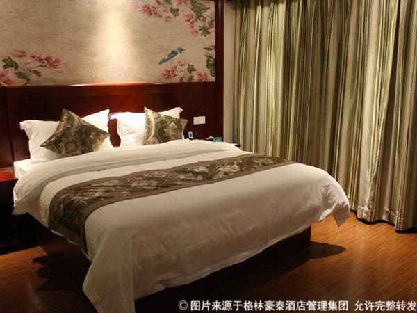 格林联盟广东省深圳市福永地铁站酒店喜迎开业图片
