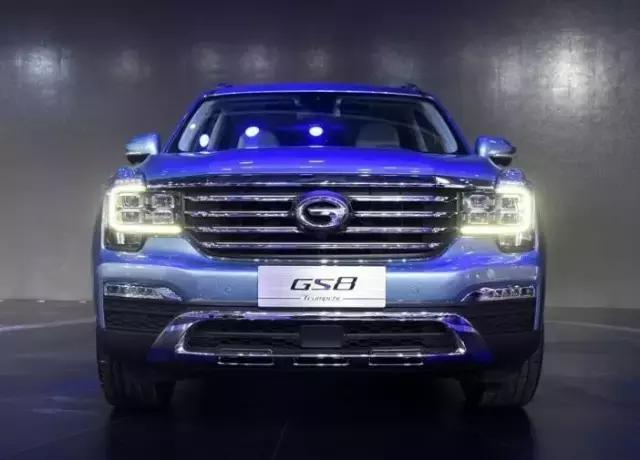 汽车大内丨20万买七座SUV 除了传祺GS8还有谁高清图片