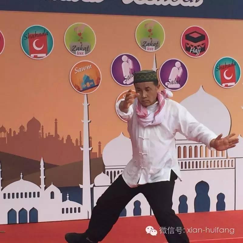 港中文大学举办伊斯兰文化节