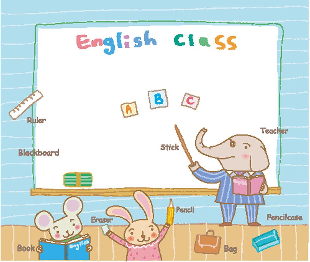 小学英语3-6年级最重要的短语集锦,留给孩子学!图片