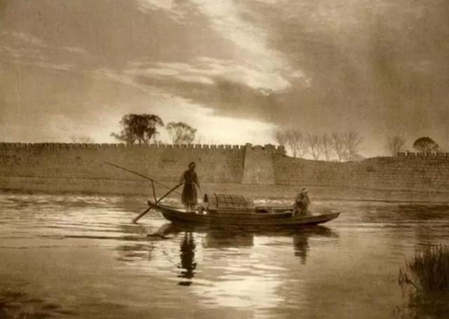 9位英国摄影师 用镜头记录百年中国史(下) - 沙漠夜横笛 - 沙漠夜横笛