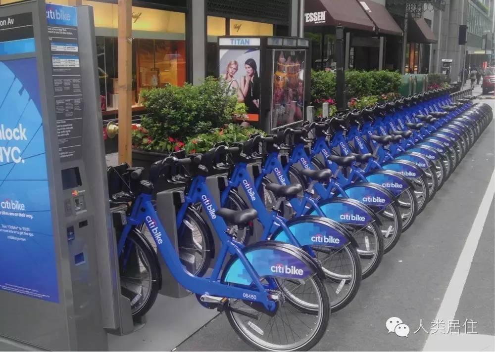 发展自行车交通措施大集结