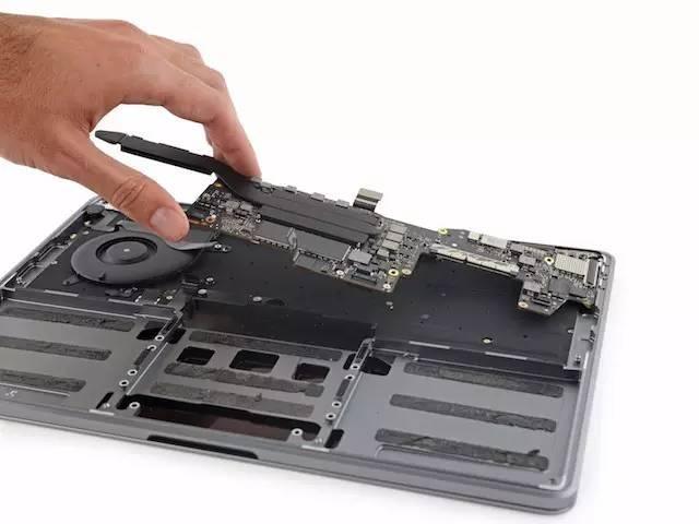 苹果Macbook Pro A1708 13.3寸 触控板维修拆解教程 Macbook Pro Retina A1706 A1708 2016 13.3 Touchpad Spare parts replacement