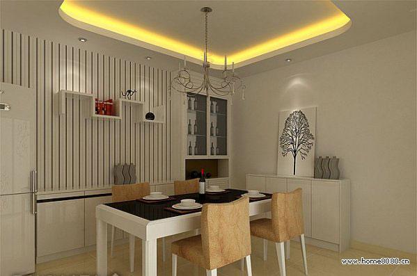 餐厅占据家庭重要位置,温馨实用的餐厅必不可少!图片