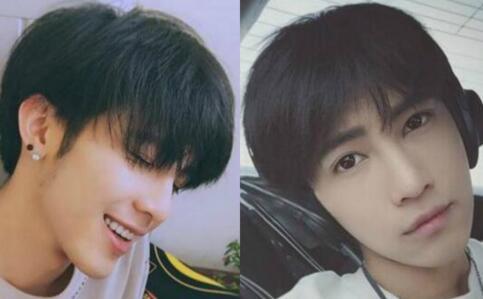 现在最受欢迎的男生学生发型有哪些?图片