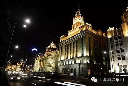 上海外滩1至33号的前世今生