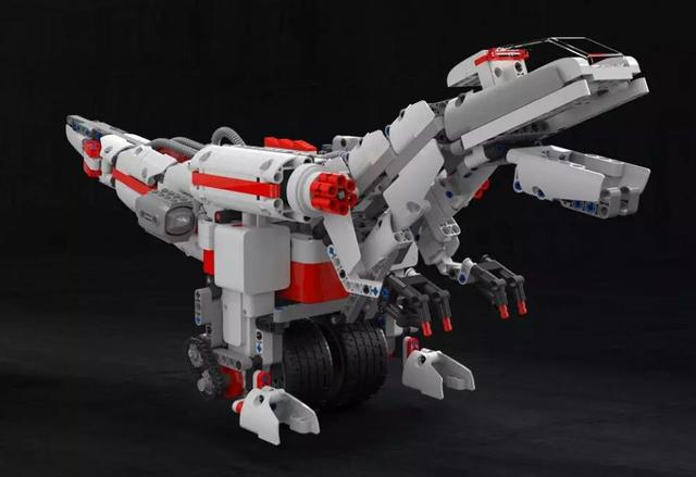 小米又出新玩具 米兔积木机器人即将发布