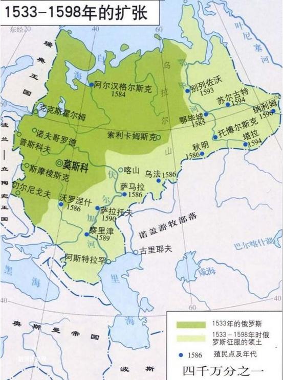 中国西北地图手绘