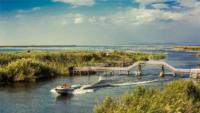 大美乌梁素海,看看摄影师眼中的富庶之湖