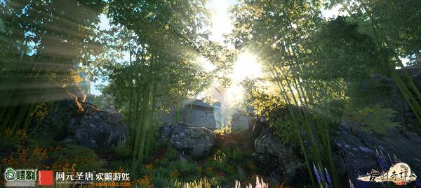 古剑ol携手英伟达打造如真如幻仙侠世界图片