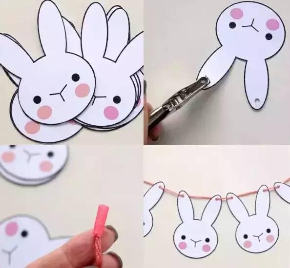 【教师篇】 简单好看的幼儿手工制作!