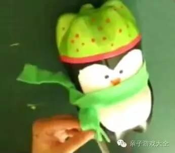 亲子汇 | 1个塑料瓶就能做出戴帽子的企鹅图片