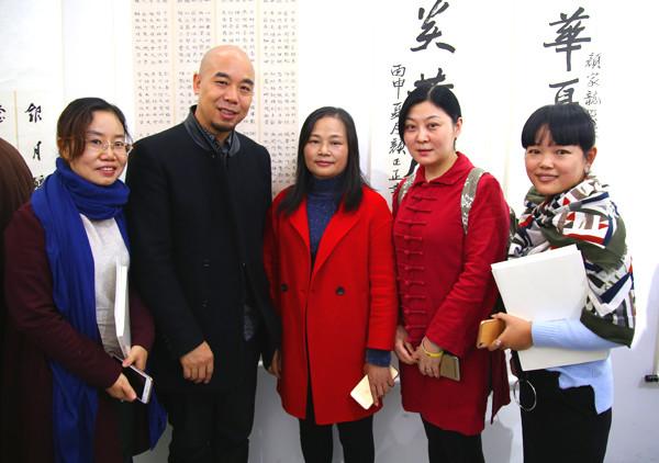 衡阳县一乡村女教师书法入选湖南书协作品展 - 我不是总统是中国李根 - 李根独家调查
