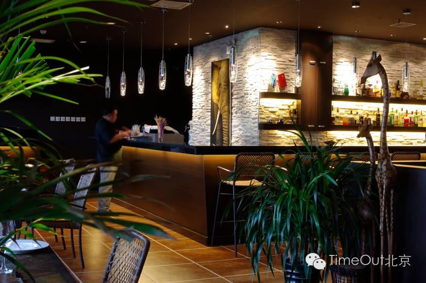 欧式酒吧餐厅高清图片