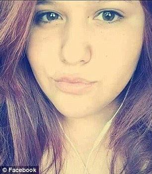 美国15岁女中学生不堪忍受校园凌霸 服药自尽