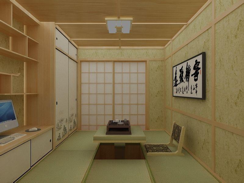 卧室装修用榻榻米有什么优缺点?图片
