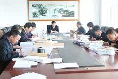 林西县人民检察院 开展案件质量评查 促进规范司法图片