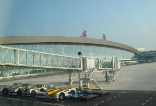 武汉 天河机场T3航站楼 凤舞九天 待翱翔