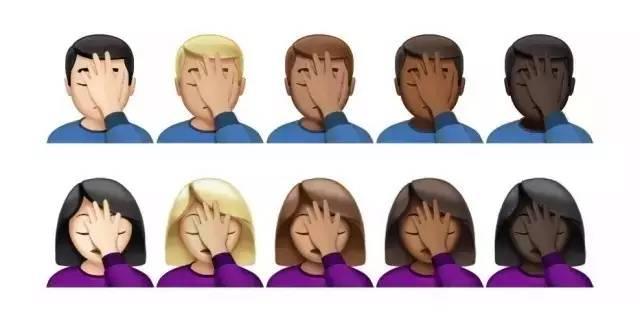 """▼ 今次emoji足足更新左72个表情 将""""人性化""""呢三个字完美咁诠释图片"""