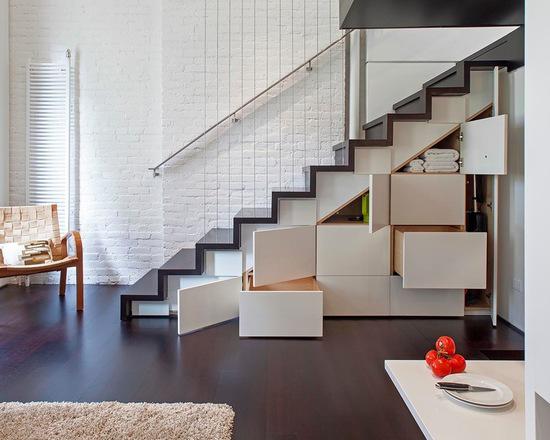 教你打造楼梯下的私密空间