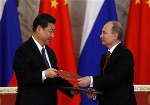 试分析中俄关系的前景