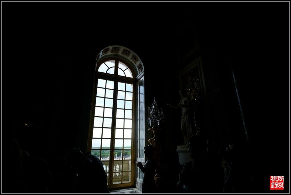 【S视野】在凡尔赛宫捕光捉影