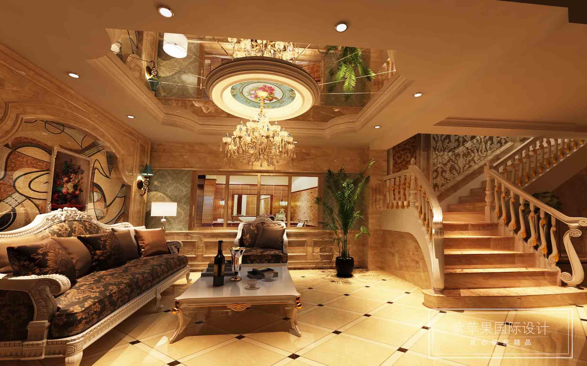 800平别墅装修电影地下室装修效果图案例还别墅惊魂生无人之图片