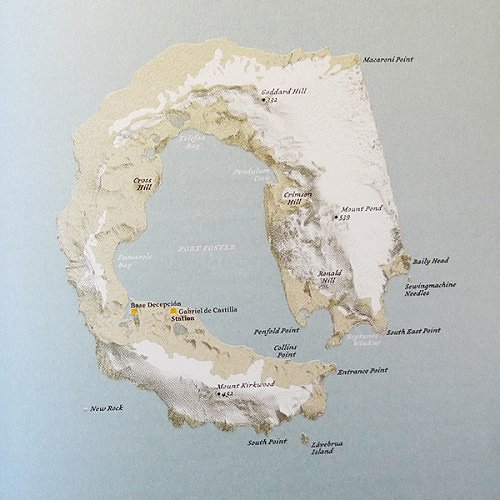 七本书带你探索从托勒密到谷歌地球的地图史
