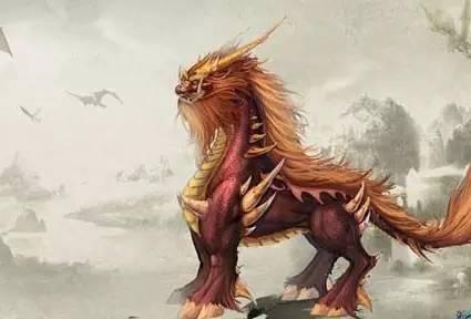 中国古代十大神兽