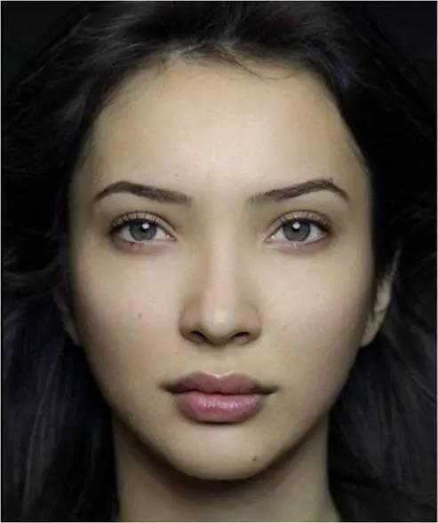 世界各国民族的素颜美女竟都长这样!