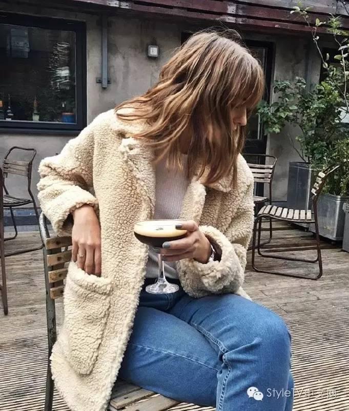 时髦又温暖的毛毛外套 - 小狗 - 窝