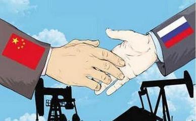 中国助俄渡过经济寒冬:大国崛起的战略互动!