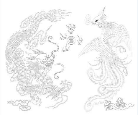 龙凤呈祥 一款充满中国风的鉴宝强光手电