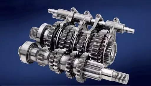 amt变速箱本质是带有电控液压装置的手动变速箱,离合器动作和传动图片