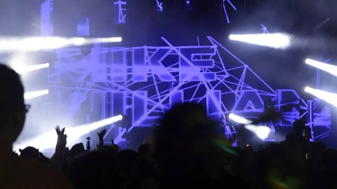 万人电音狂舞派登陆深圳大运中心,2016丛林电子音乐节震撼落幕!图片