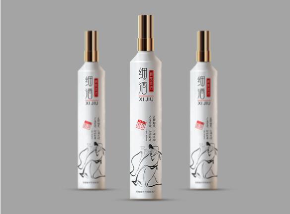 白酒包装设计案例欣赏_艺鼎鹏创意设计图片