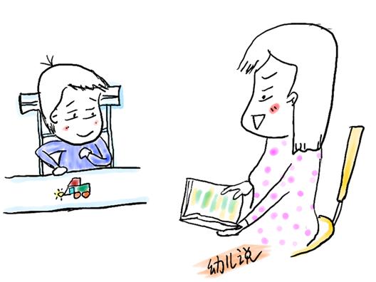 每天给孩子朗读书10分钟,不可思议的变化将发生