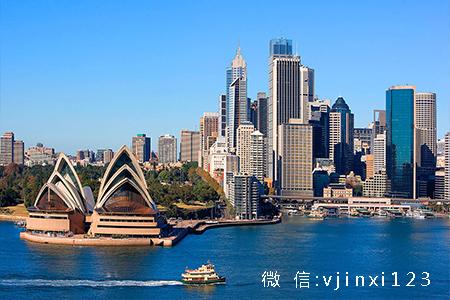 澳大利靠中国市场出口大批商品就能够繁华经济?
