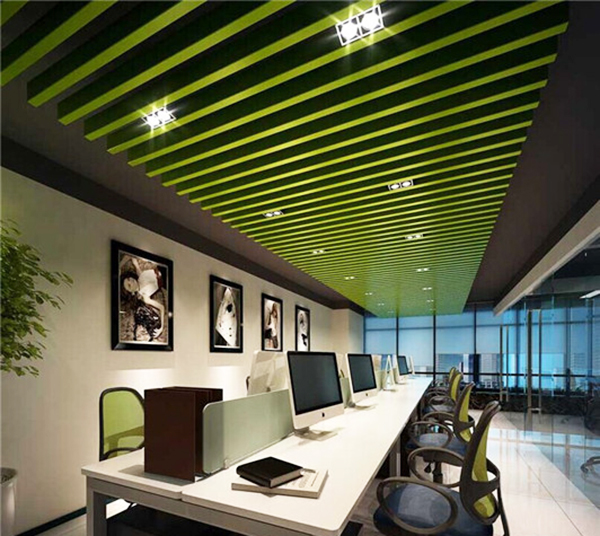东莞南城办公室装饰小型会议室也可以设计的有创意图片