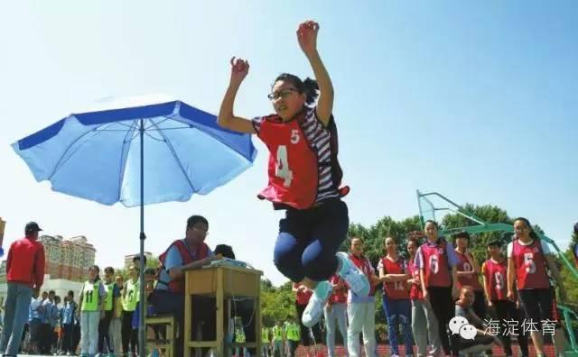 【学校体育】跳远练习中考立定孩子-初中生必给书籍技巧的初中图片