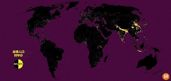 全球栅格人口密度_人口普查