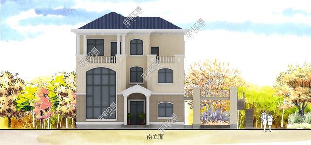 12x10米农村自建房,中欧pk,你更喜欢哪种风格?