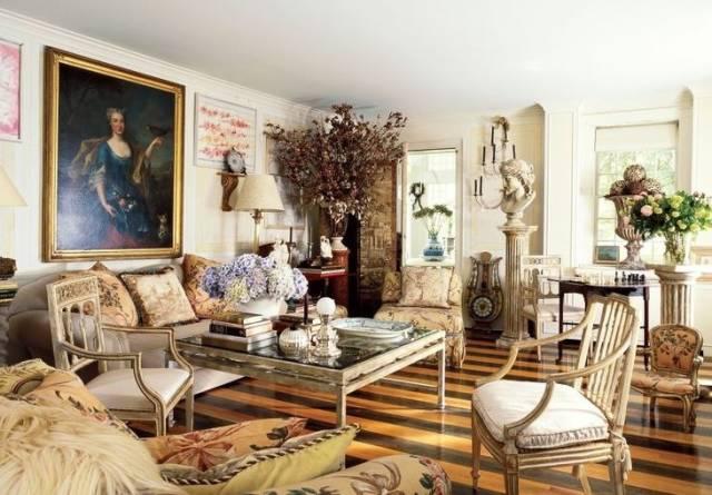 新古典主义风格还将技术,石雕等带进了室内建筑和装饰之中,拉毛粉饰大建设计家具和大连陈设设计院图片