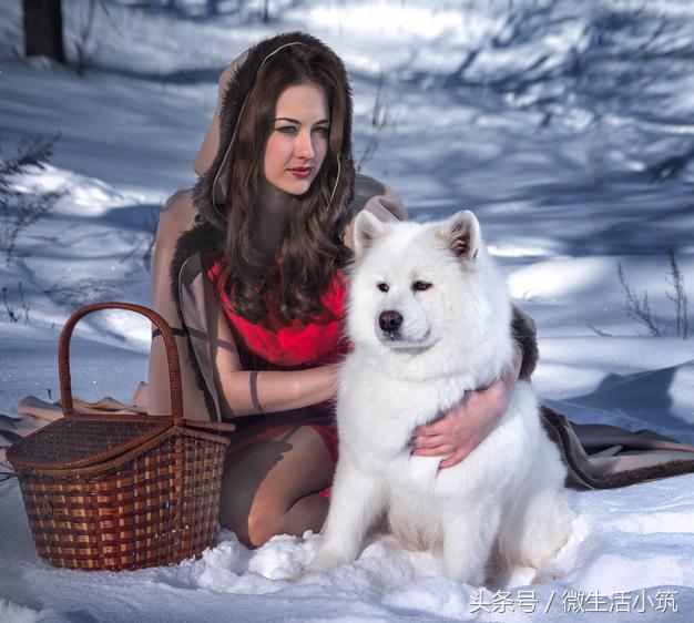俄罗斯冬天风景图片