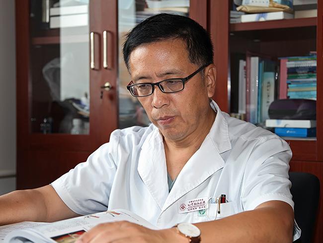 北京朝阳医院张小东:新生的创造者图片