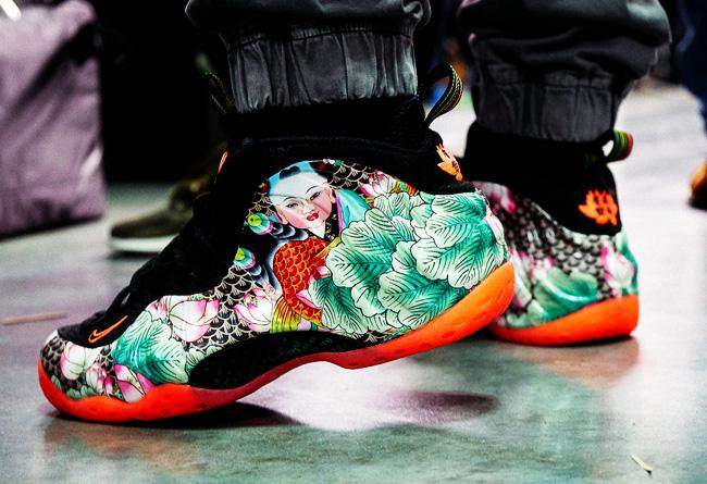 天津喷上脚!看看 sneaker con nyc 的球鞋上脚精选