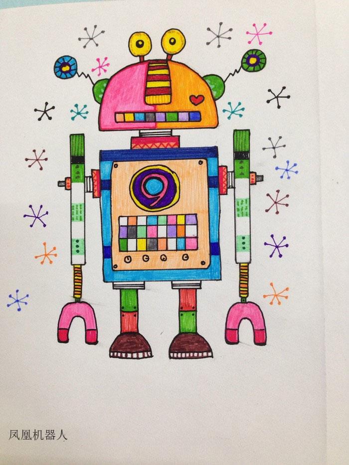 机器人教育之特色课程