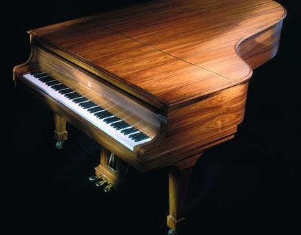 带你欣赏欧洲钢琴