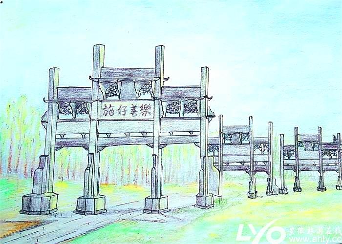 手绘版安徽5a级景区风景美图 身未动心已远(图)